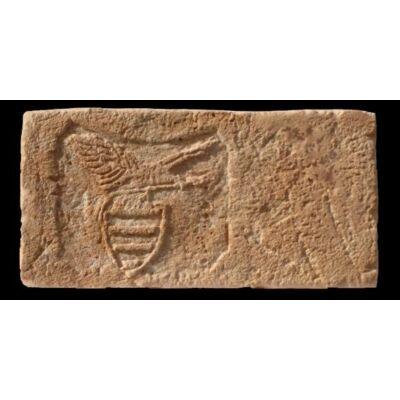 Trianoni turul címeres tégla