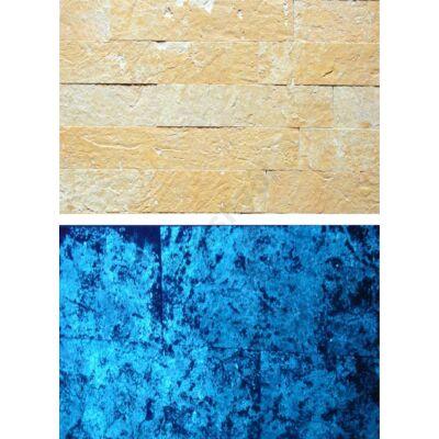 Pallas fénykő kék