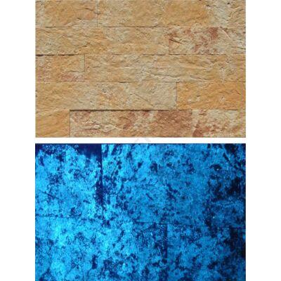 Split fénykő kék