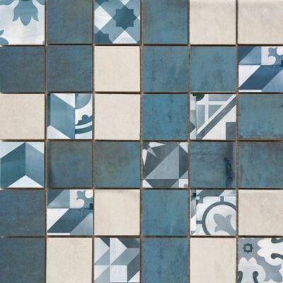 Cifre Montblanc Mosaico Blue mozaik 30x30 cm