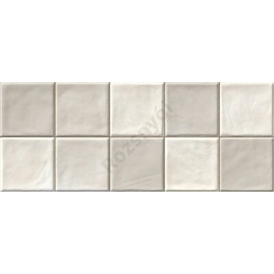Cifre Madison Ten White 20x50 cm csempe