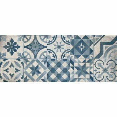 Cifre Montblanc Decor Blue dekorcsempe 20x50 cm