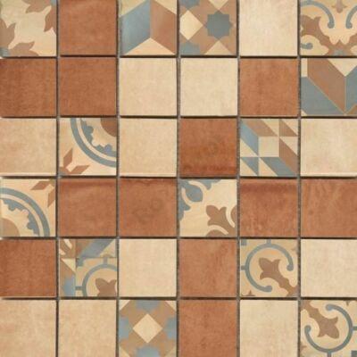 Cifre Montblanc Mosaico Brown mozaik 30x30 cm