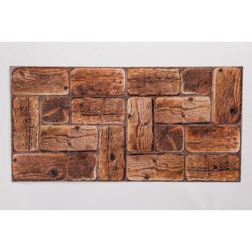 Old Wood falpanel, díszburkolat