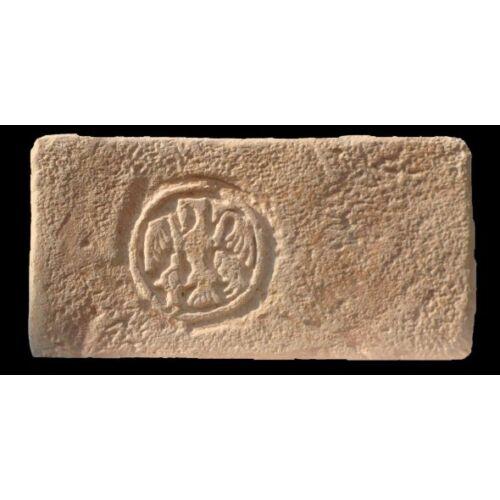 Rakamazi turul címeres tégla