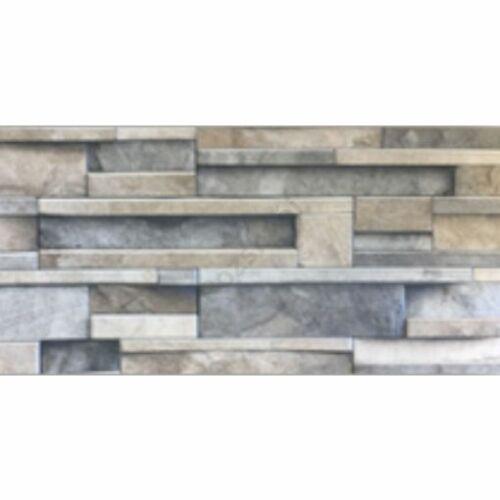 Kőmintás gres E-1342 falburkolat 30x60 cm