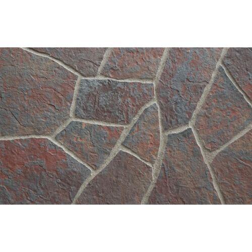 Krakatau falburkolat, kerítés burkolat
