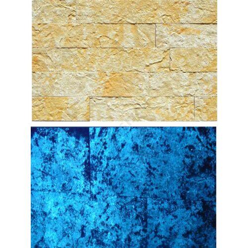 Rhodosz fénykő kék