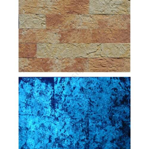 Szicília fénykő kék