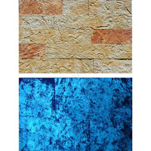 Vis fénykő kék