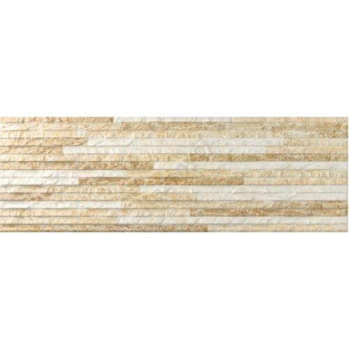 Boston Crema 19x57 cm csempe, falpanel
