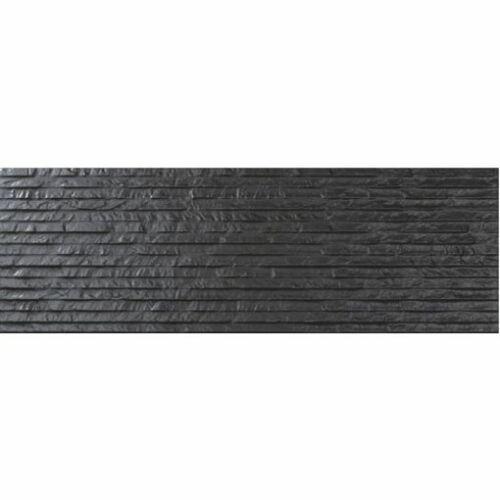 Boston Black 19x57 cm falicsempe, falpanel