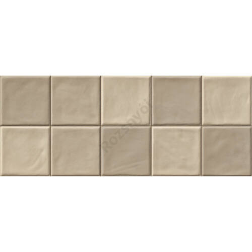 Cifre Madison Ten Moka 20x50 cm csempe