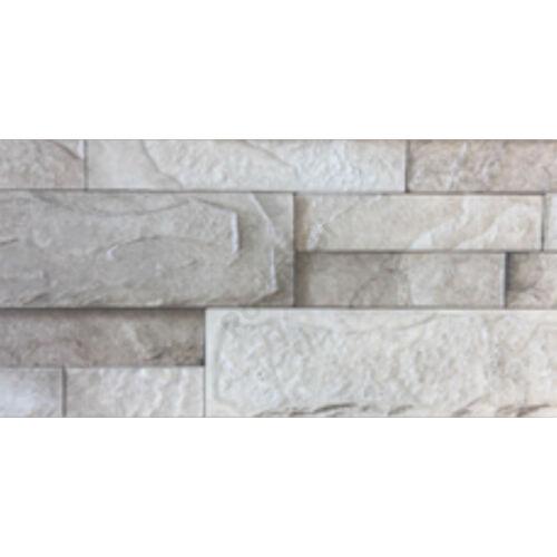 Kőmintás gres E-1009 falburkolat 30x60 cm