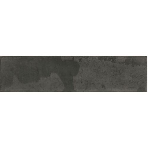 Subway Black 7x28 cm járólap, falburkolat