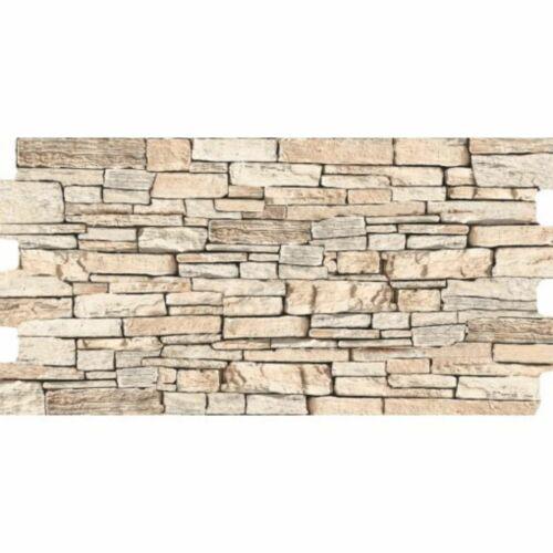 Kőmintás Truva Beige padlóburkolat, falburkolat 30x60 cm