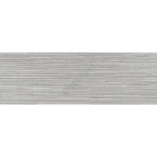 Decor Hit Gris félfényes csempe, falpanel 25×75 cm